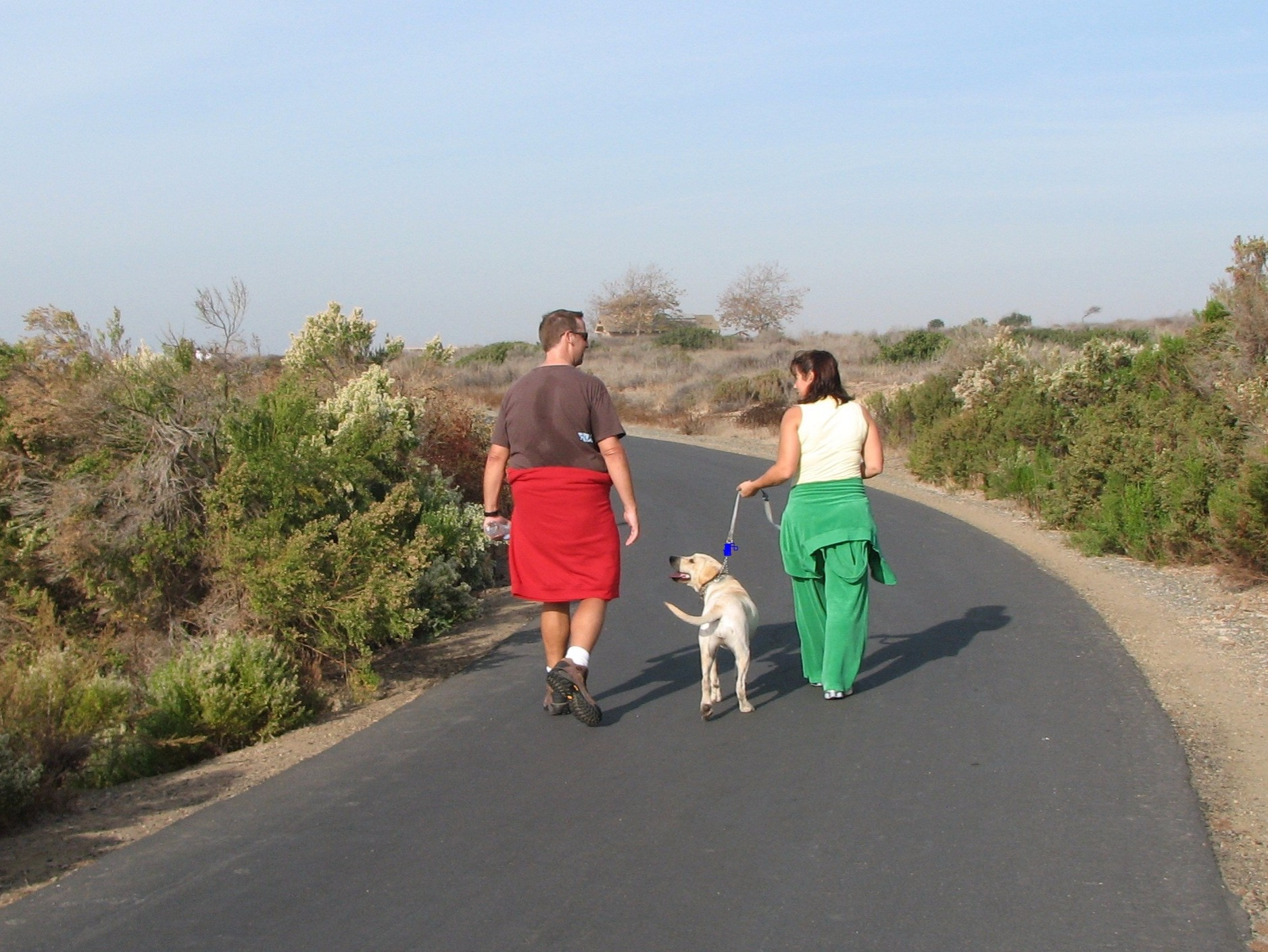 Dogs in the Park | Crystal Cove