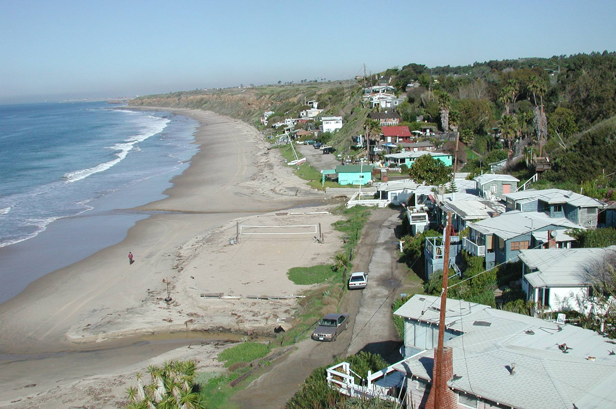 The Historic District Crystal Cove State Park
