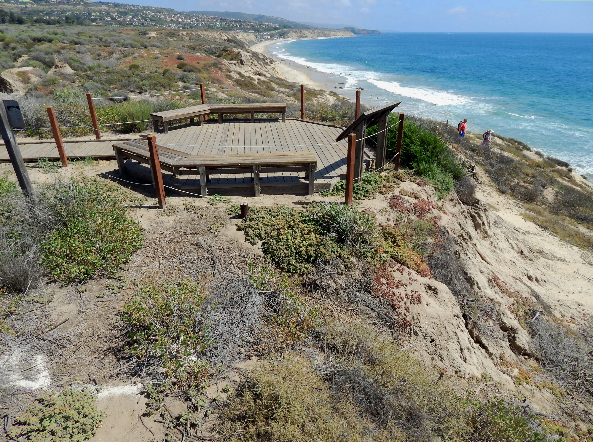 Pelican point crystal cove boardwalkoverlook nvjuhfo Image collections