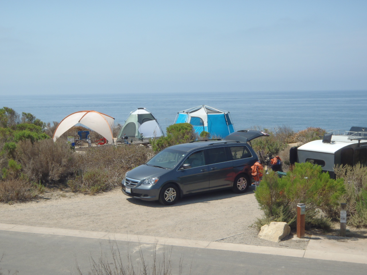 Moro campground information crystal cove nvjuhfo Image collections