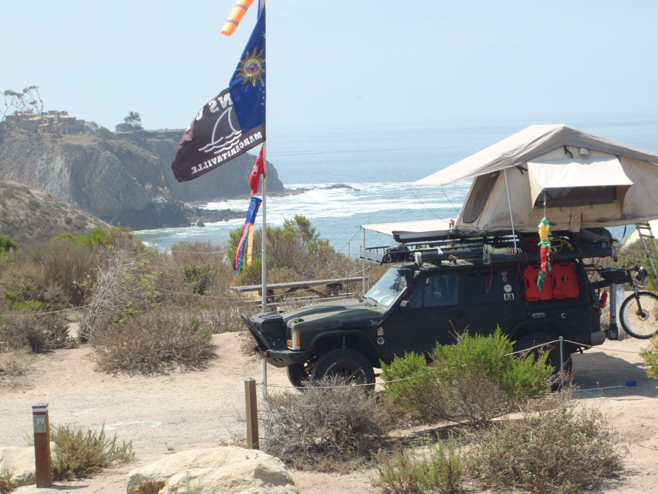Moro Campground Information | Crystal Cove