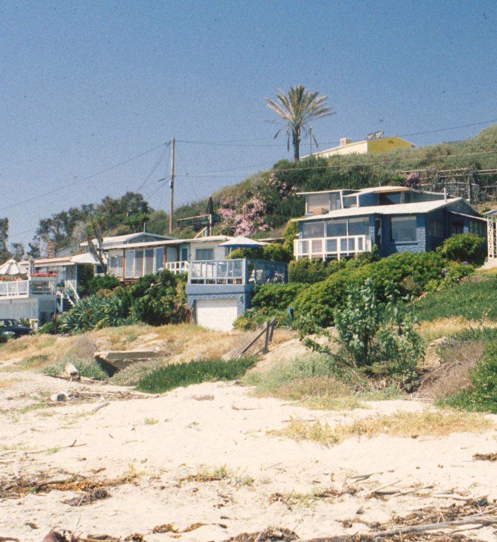 The Historic District Crystal Cove