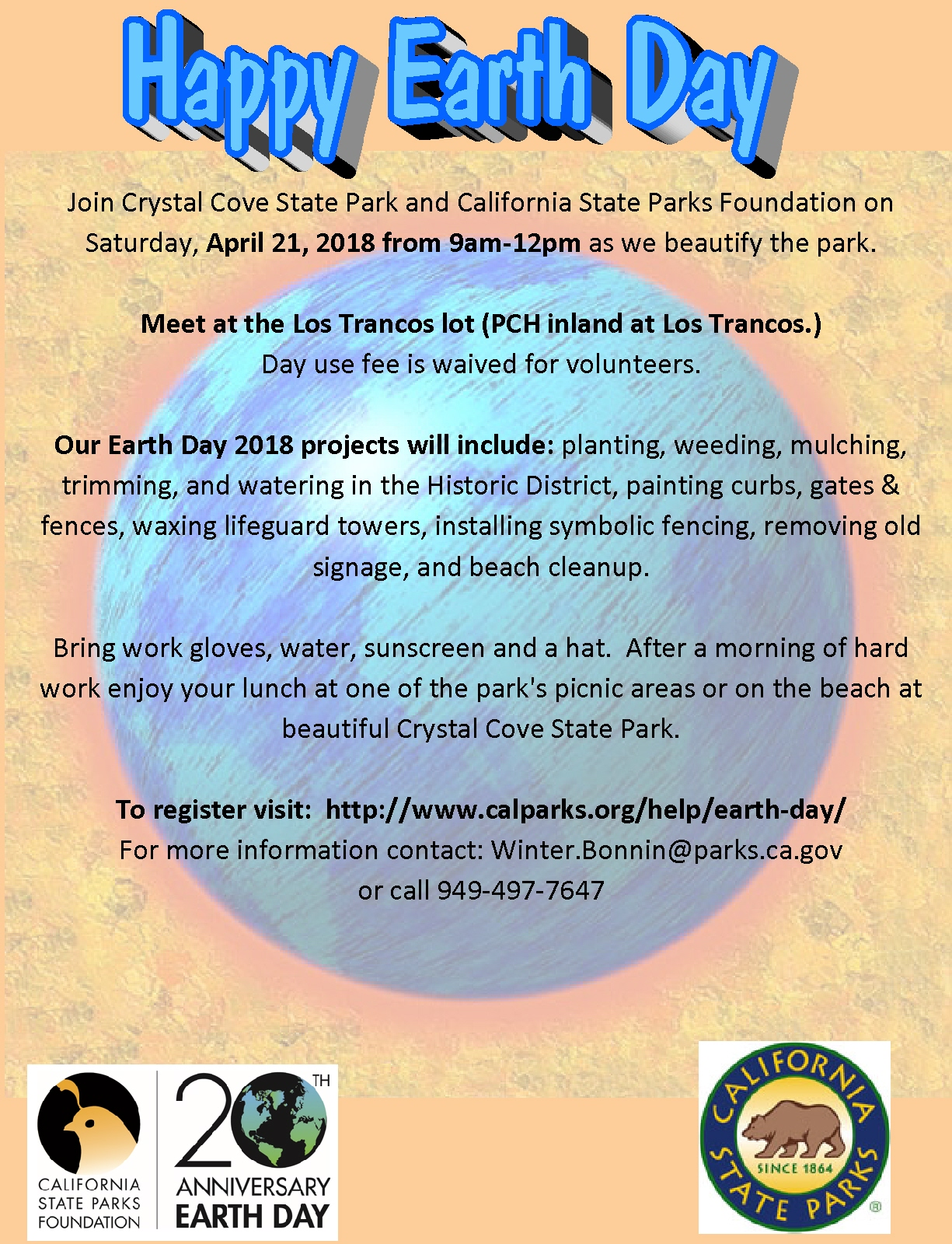 Crystal cove crystal cove state park earth day geenschuldenfo Gallery