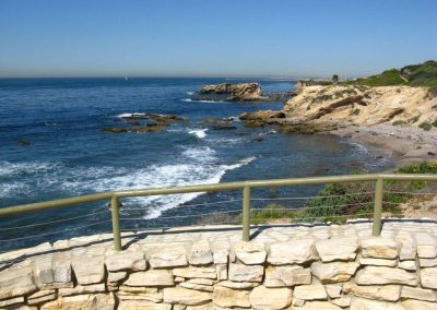 View from Treasure Cove Overlook